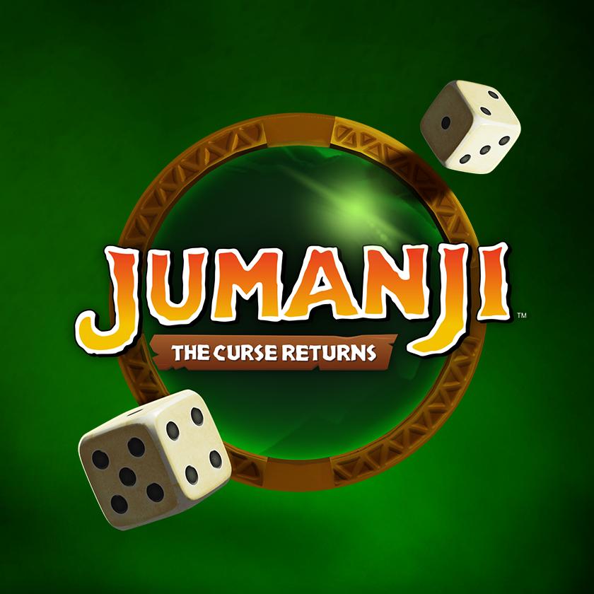 JUMANJI: The Curse Returns